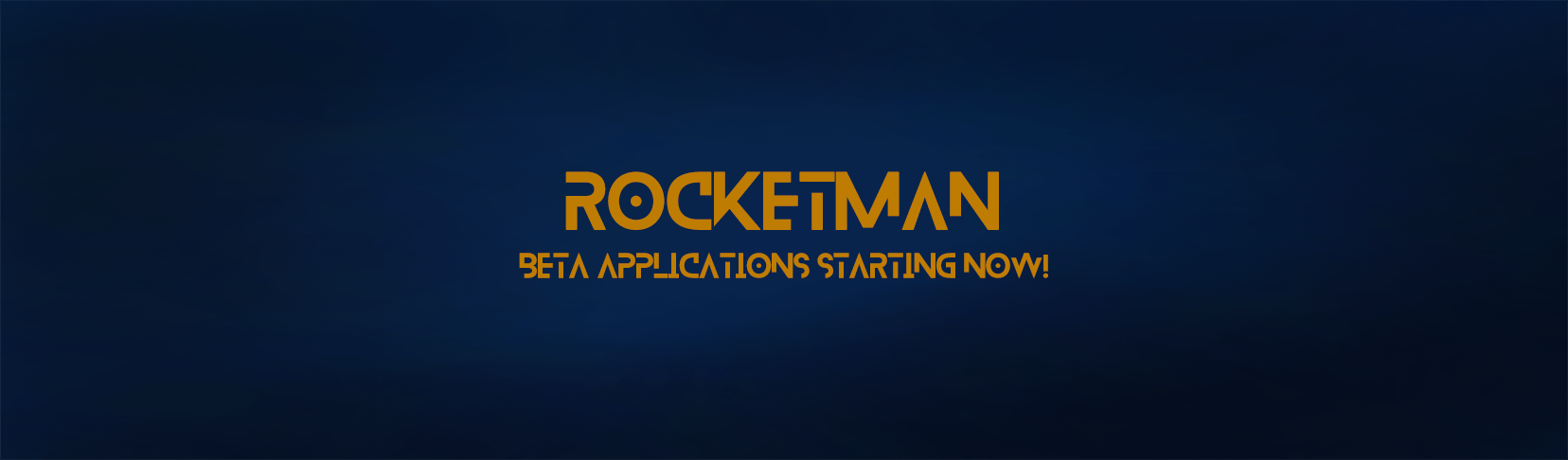 Rocketman Beta Now
