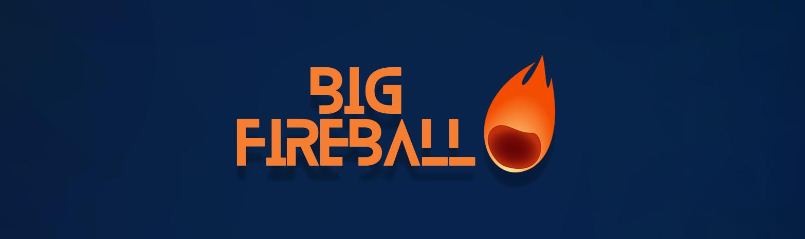 Rocketman Big Fireball