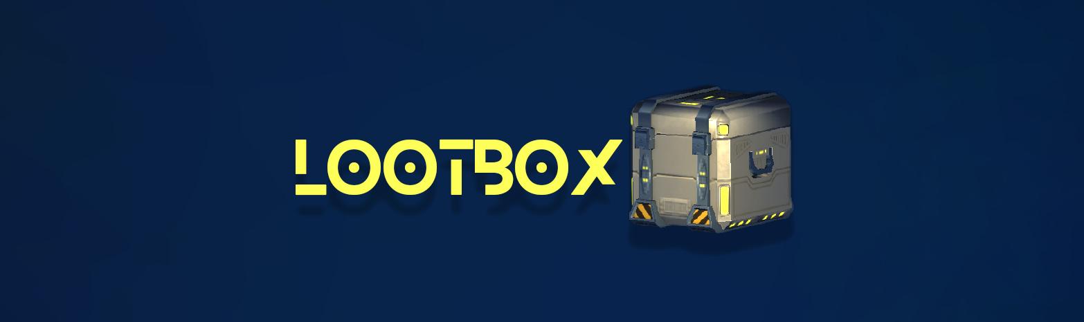 Rocketman Lootbox
