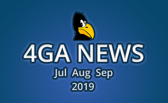 4ga News Jul Aug Sep 2019