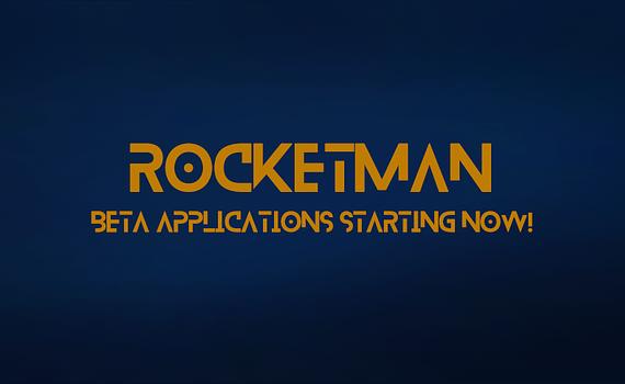 Rocketman Beta Now
