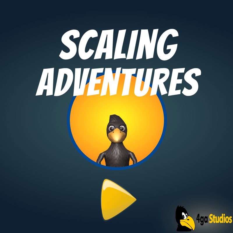 Scaling Adventures Logo