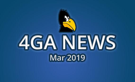 4ga News Mar19