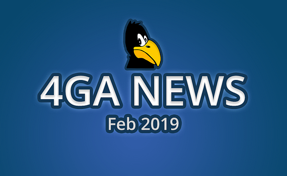 4ga News Feb19