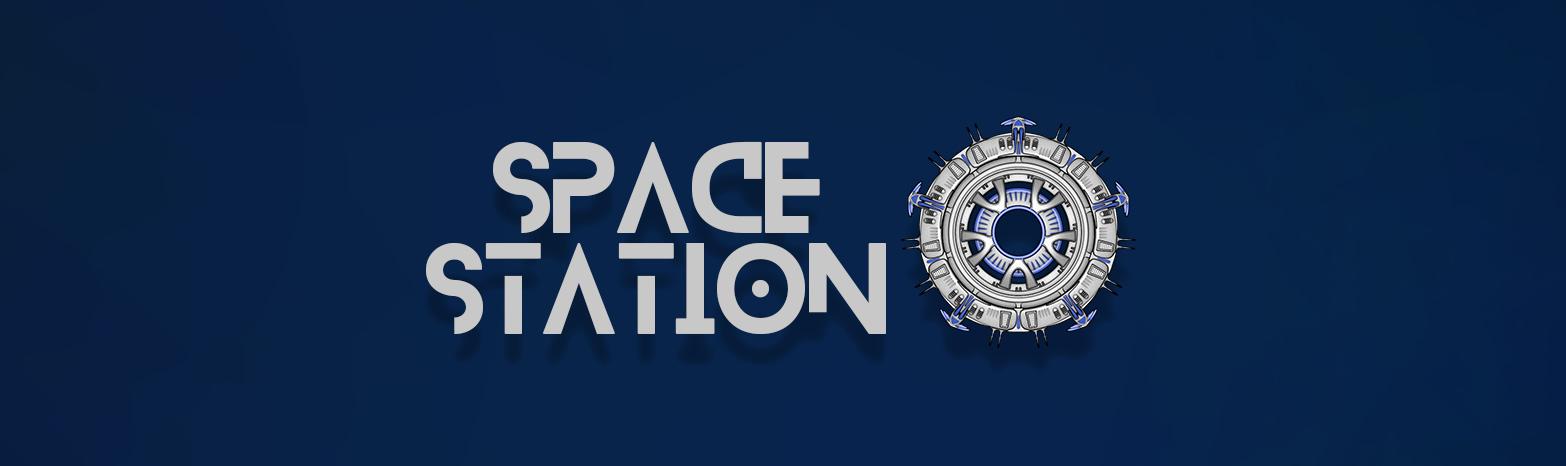 Rocketman space station